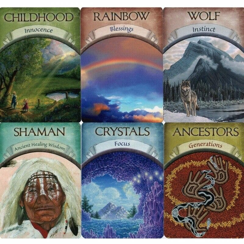 Earth Magic Oracle Cards - Health Matters Shop