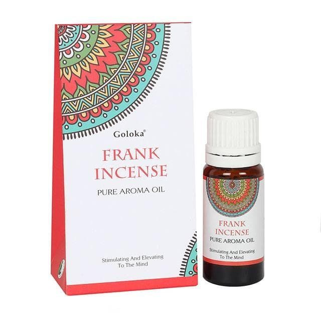 Goloka Frankincense Oil - Health Matters