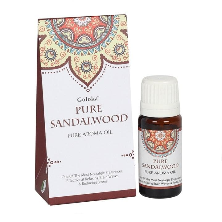 Goloka Pure Sandalwood - Health Matters Shop
