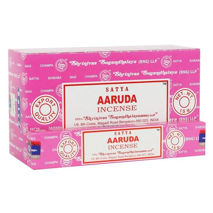 Aaruda Satya Incense - Health Matters