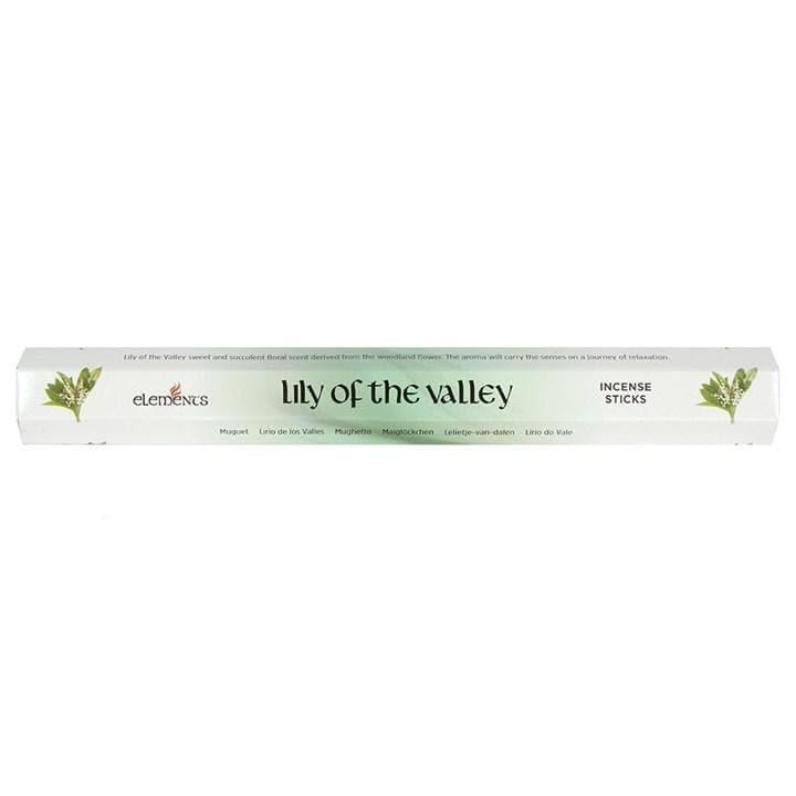 Lily Of The Valley Incense Elements - Health Matters Shop