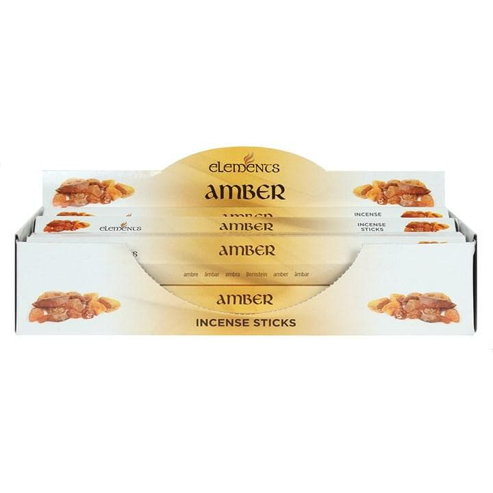 Amber Incense Elements - Health Matters Shop