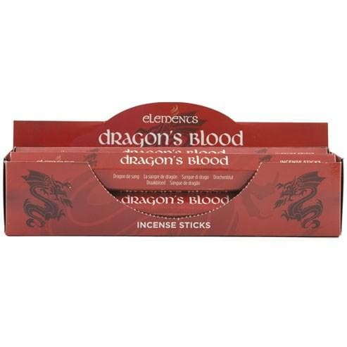Dragon's Blood Incense Elements - Health Matters