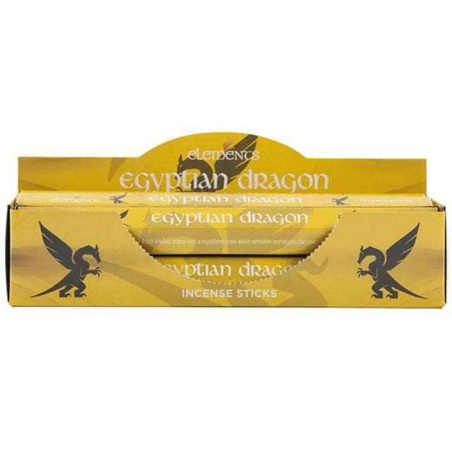Egyptian Dragon Incense - Health Matters