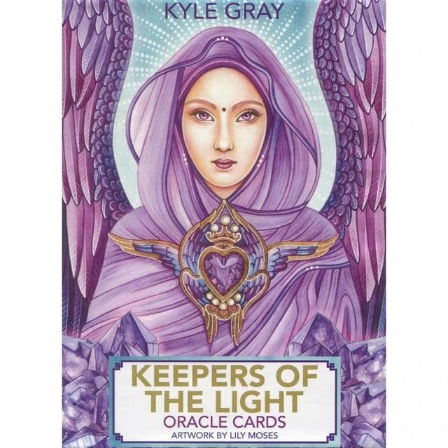 Keepers Of The Light Oracle Deck - Health Matters