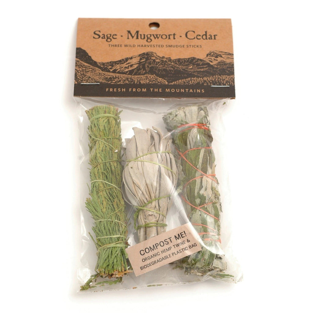 Mini Smudge Sticks - Health Matters