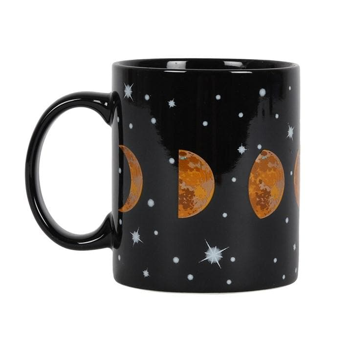 Moon Phases Mug - Health Matters
