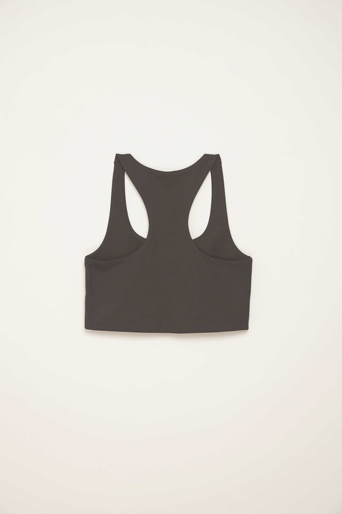 Girlfriend Collective Paloma Bra Classic Moon - Health Matters Shop
