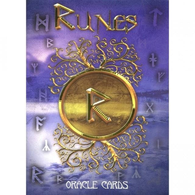 Runes Oracle Cards - Health Matters Shop