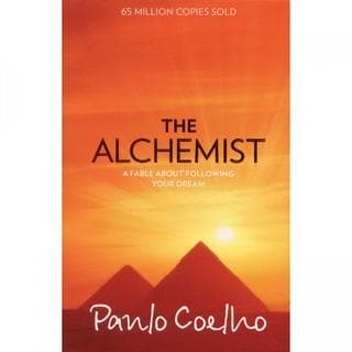 The Alchemist - Paulo Coelho - Health Matters Shop