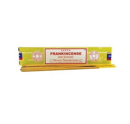 Frankincense Satya Incense - Health Matters