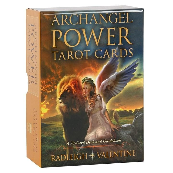 The Archangel Power Tarot - Health Matters