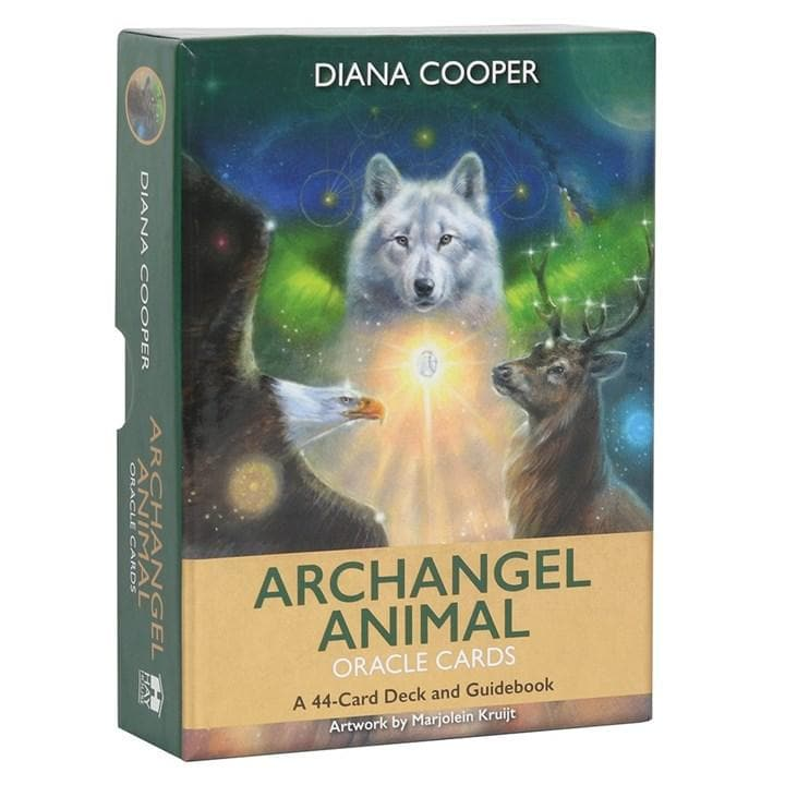 Archangel Animal Oracle Cards - Health Matters Shop