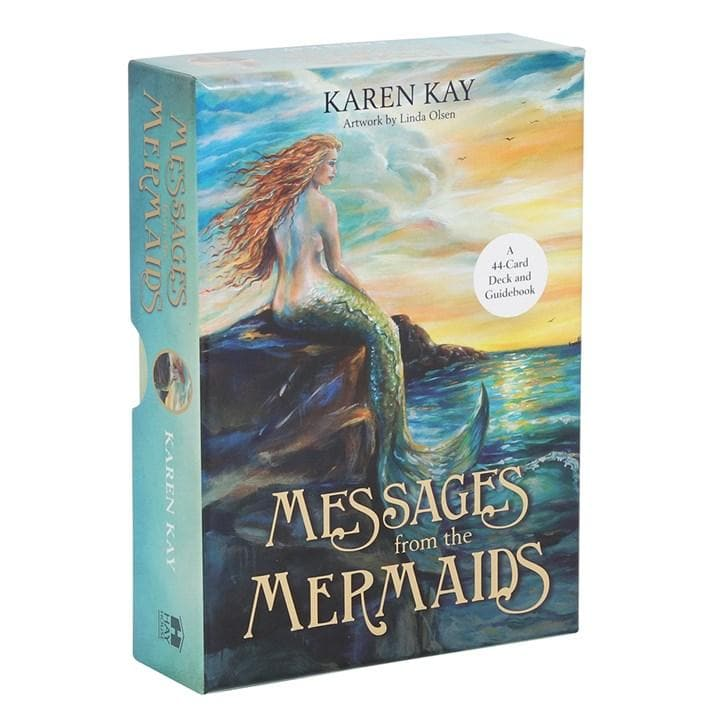 Messages from the Mermaids Tarot Cards - Health Matters