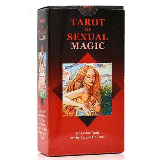 Tarot Of Sexual Magic - Health Matters