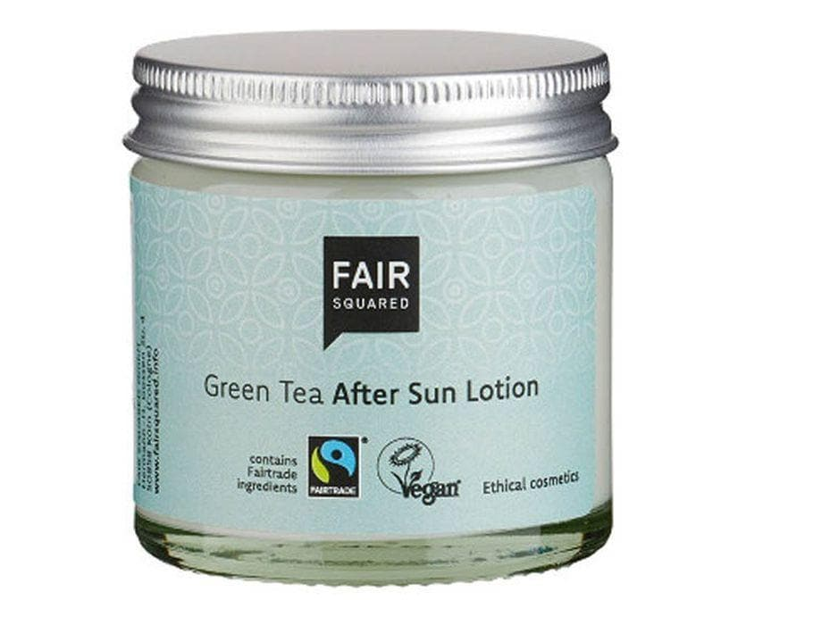 Fair Trade Green Tea After Sun Lotion 50ML - Health Matters Shop