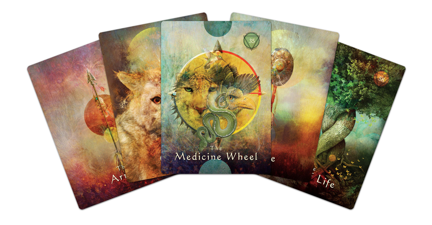 Mystical Shaman Oracle - Health Matters Shop