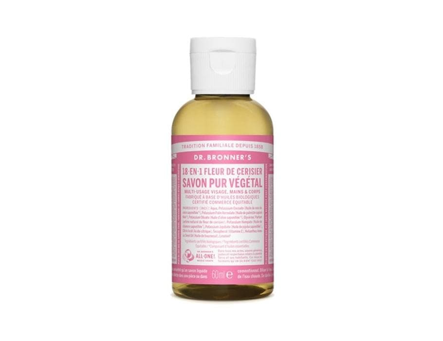 Dr. Bronner Cherry Blossom Liquid Soap - Health Matters