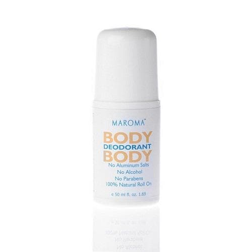 Maroma Body Deodorant Roll On 50ml - Health Matters