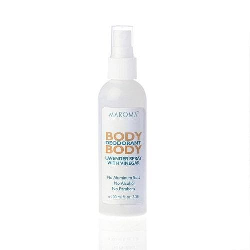 Maroma Body Deodorant Spray Lavender Vinegar 100 ml - Health Matters