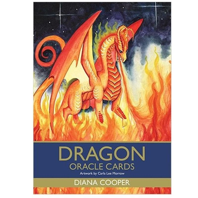 Dragon Oracle Cards - Health Matters Shop