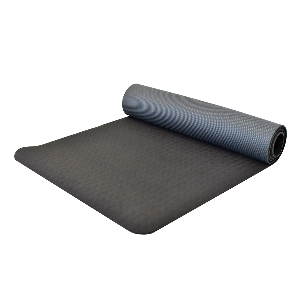 Love Generation ECO Yogamat Black - Health Matters