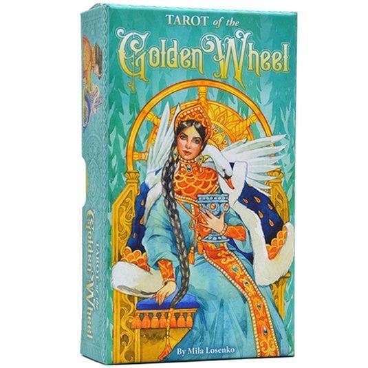 Tarot Of The Golden Wheel - Health Matters
