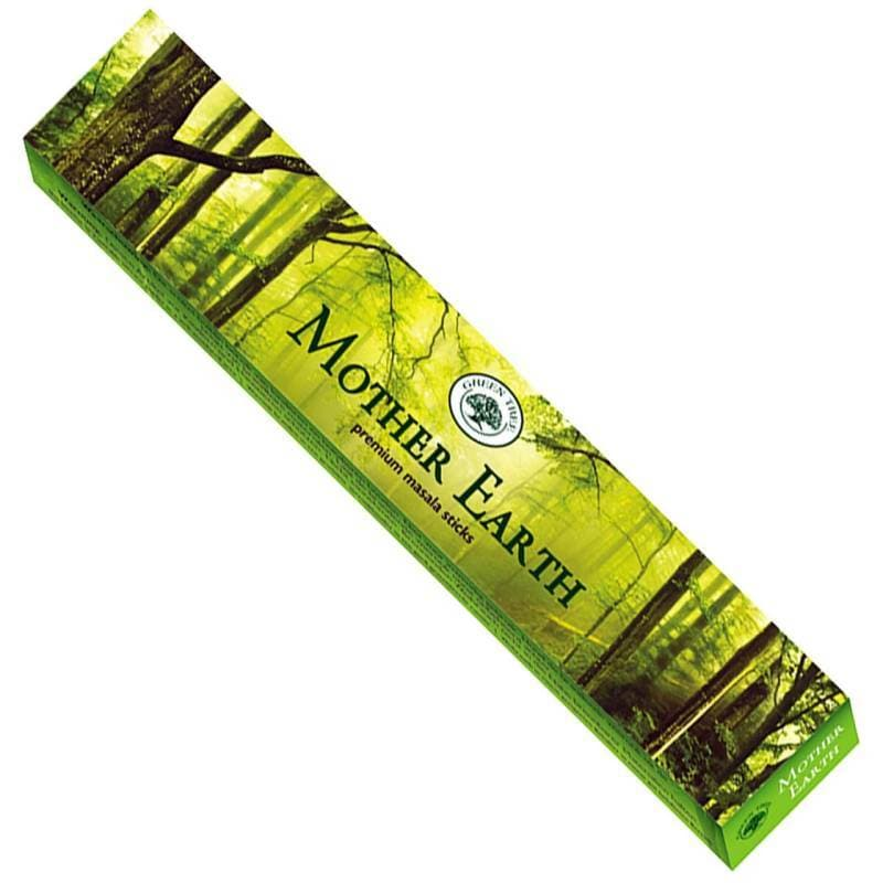 Mother Earth Green Tree Incense - Health Matters
