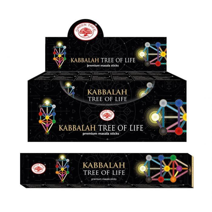 Kabbalah Tree of Life Incense - Health Matters