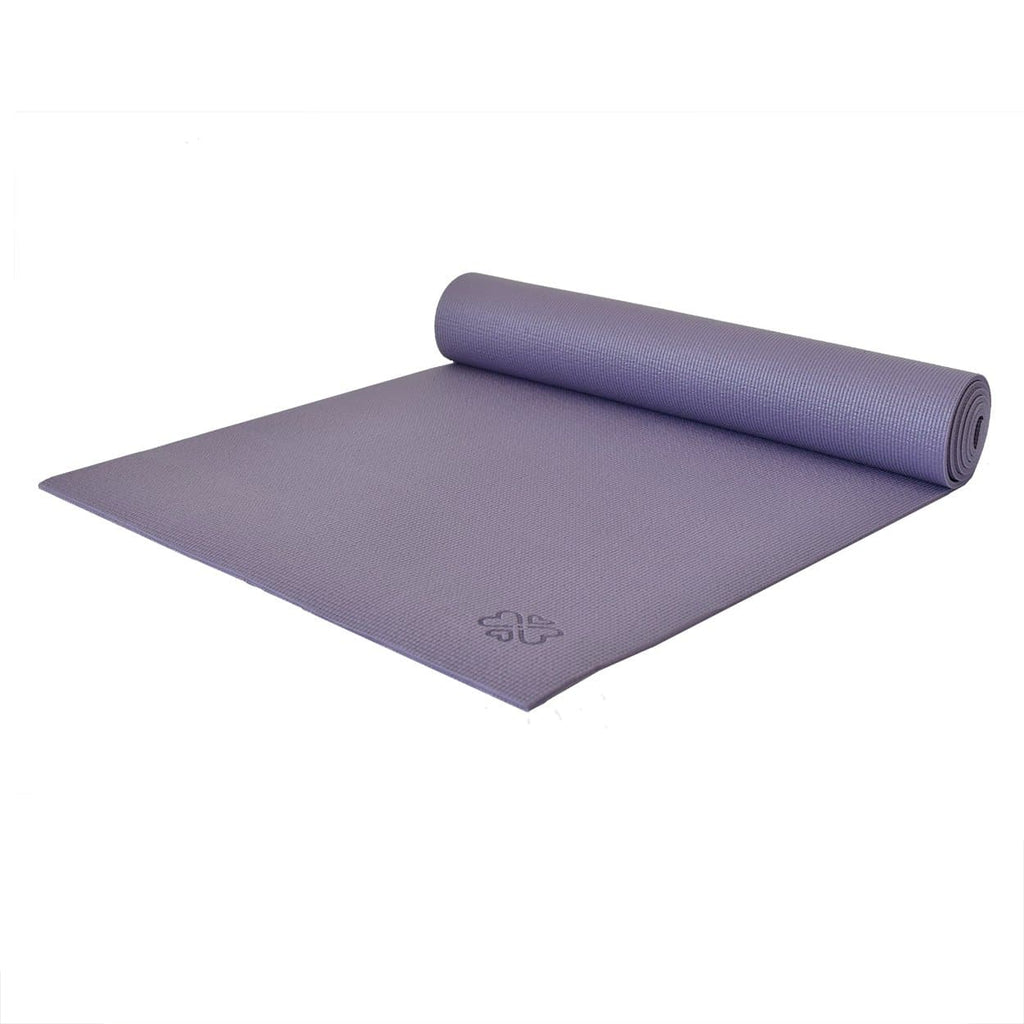 Love Generation Love Yoga Mat Extra Thick Lavendel 6MM - Health Matters