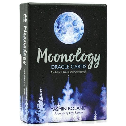 Moonology Oracle Deck - Health Matters
