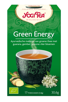 Yogi Tea Green Energy - Health Matters Shop