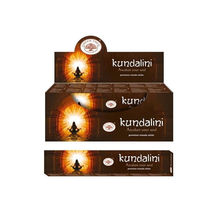 Kundalini Incense 15 grams - Health Matters