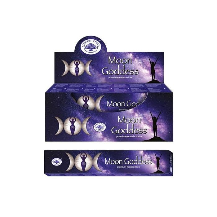 Moon Goddess Incense - Health Matters