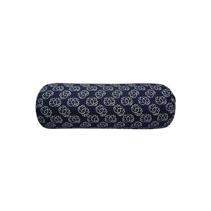 Navy Lotus Bolster - Health Matters Shop