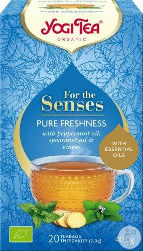 Yogi Tea Pure Freshness - Health Matters Shop