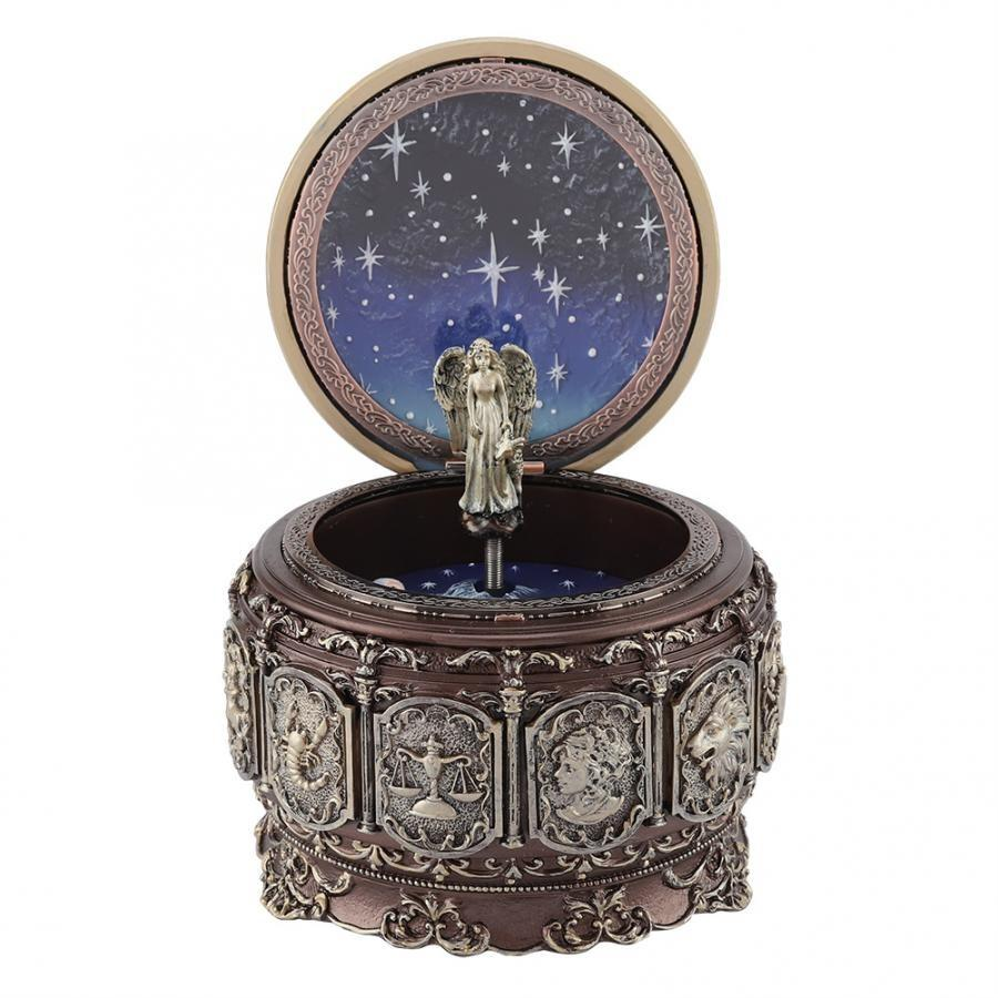 Rotating Constellations Music Box