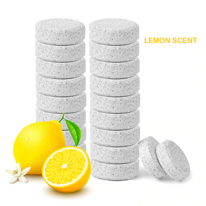 Multi-Functional Effervescent Cleaner Tablets