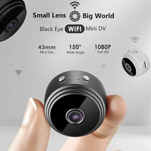 Wifi 1080P HD Night Vision Wireless Camera
