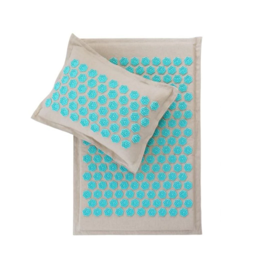 Astralmat Acupressure Mat and Pillow Set