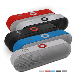 NBY-18 Mini Bluetooth Speaker Portable Wireless Speaker Sound System 3D Stereo Music