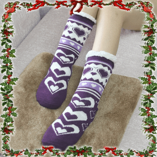 Cozy Thermal Slipper Socks