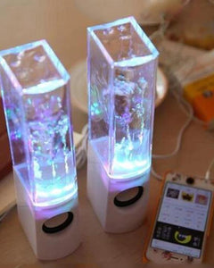 Bluetooth Water Dancing Speakers