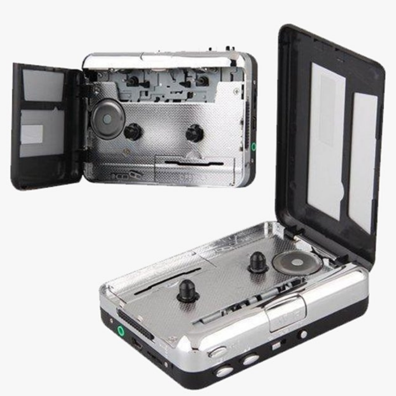 Cassette Tape To MP3 Convertor - Convert Your Files To A Modern Format!
