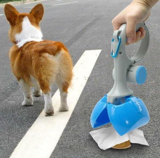 Latest Pet Poo Grabber