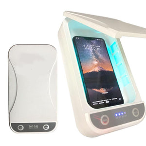5V UV Light Phone Sterilizer Box with Aromatherapy