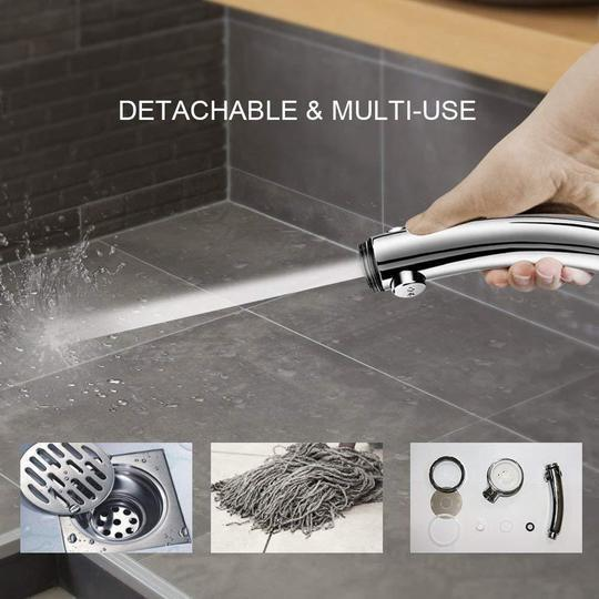 3 In 1 High Pressure Shower Head