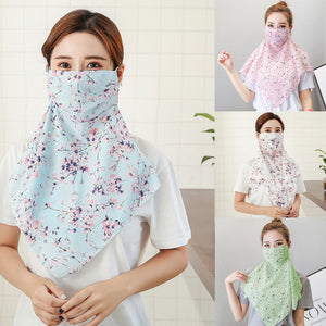 Reusable Outdoor Face Cover Scarf