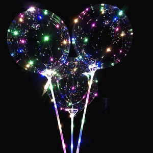 Christmas LED Balloon Reusable