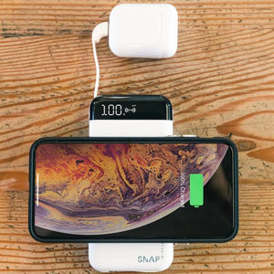 10,000Mah Wireless Charging Powerbank
